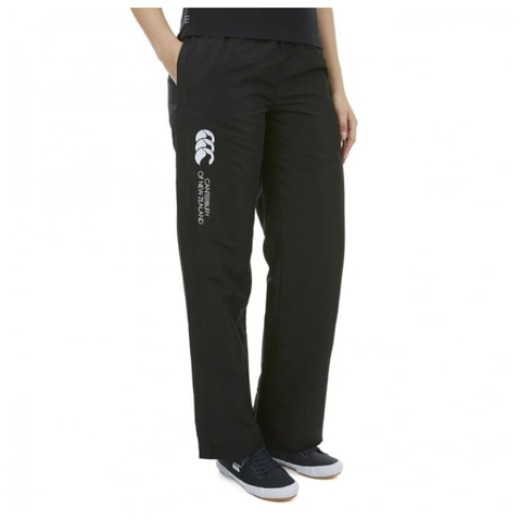 Canterbury Open Hem Stadium Pant - Black