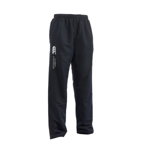 Open Hem Stadium Pant - Black YOUTH