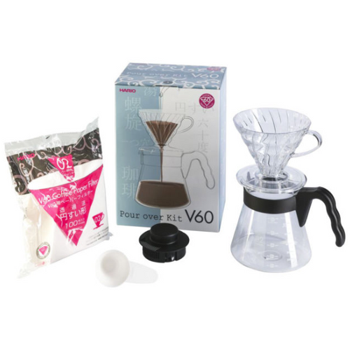 Hario V60 Coffee Pour Over Kit