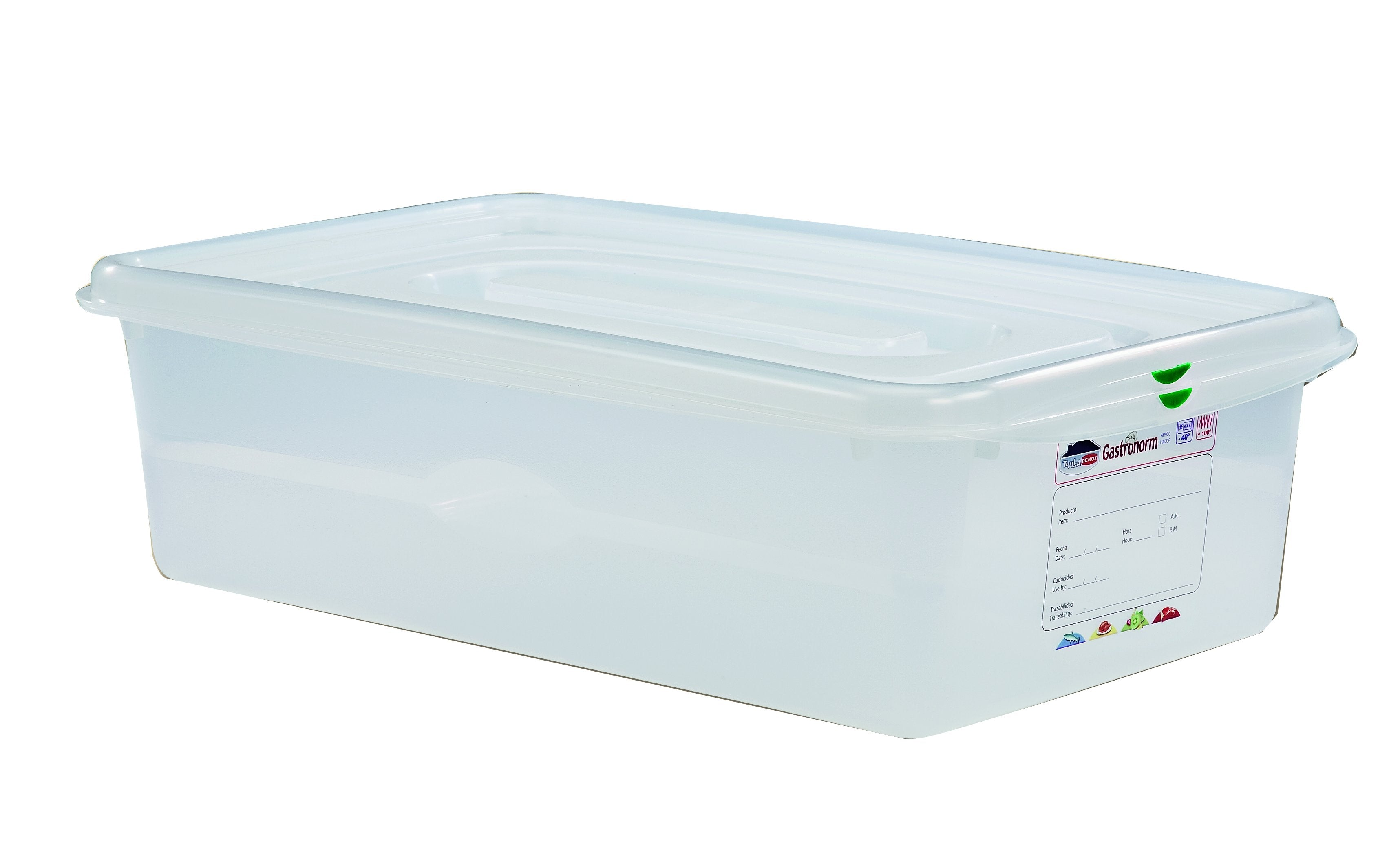 GN Storage Container 1/1 150mm Deep 21L