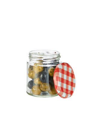 Preserving Jar 250ml. 12 pack