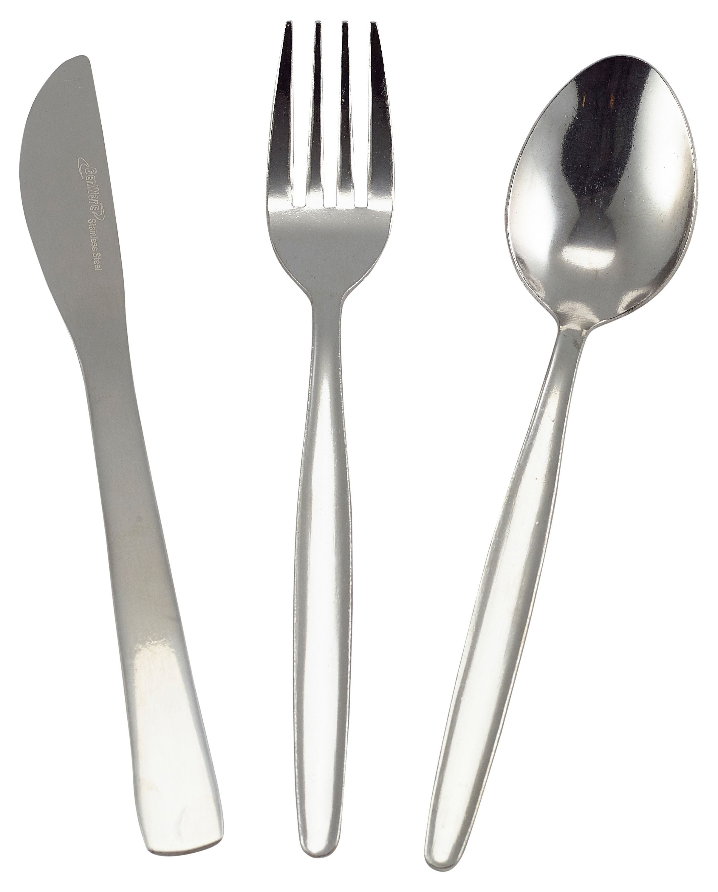 Millennium 3 Piece Small Cutlery Samples Set
