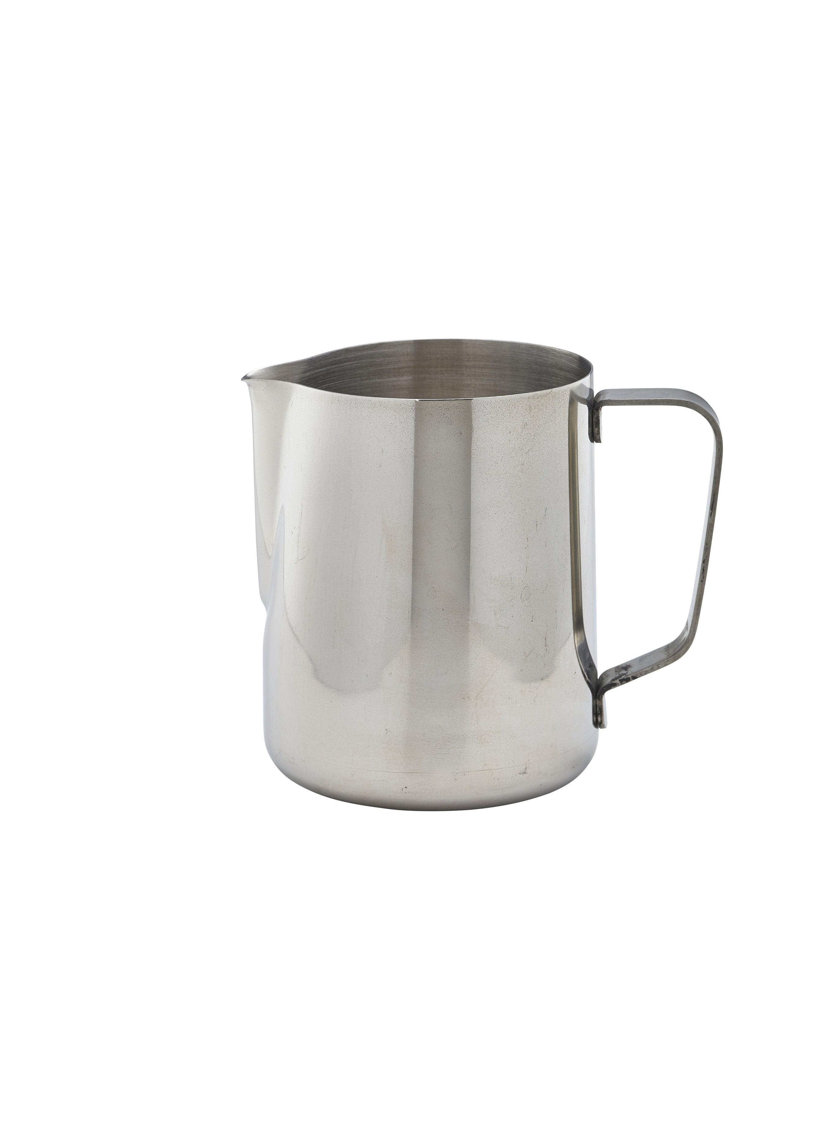 GenWare Stainless Steel Conical Jug 34cl/12oz