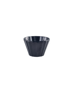 Black Cupcake Ramekin 90ml/3oz