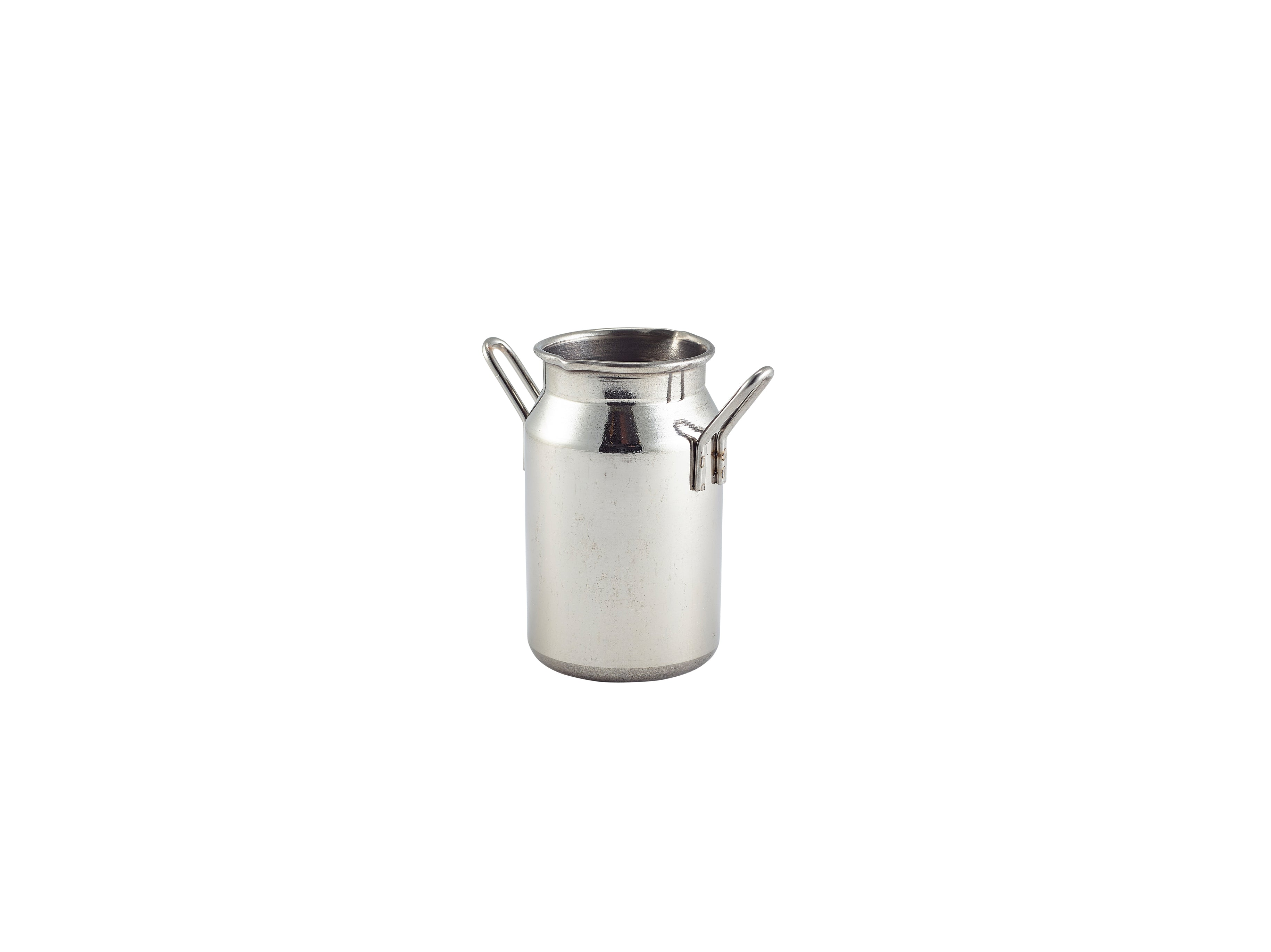 Mini Stainless Steel Milk Churn 5oz (12 pack)