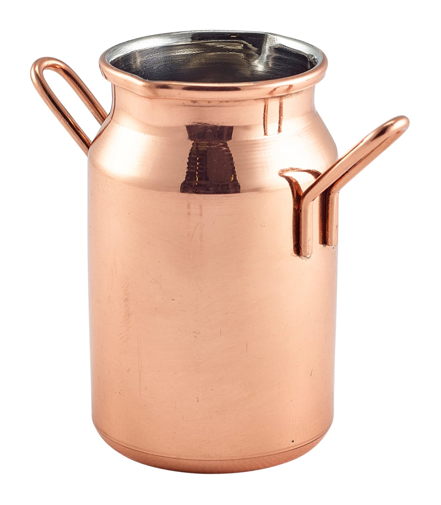 Mini Copper Milk Churn 5oz, 12 pack