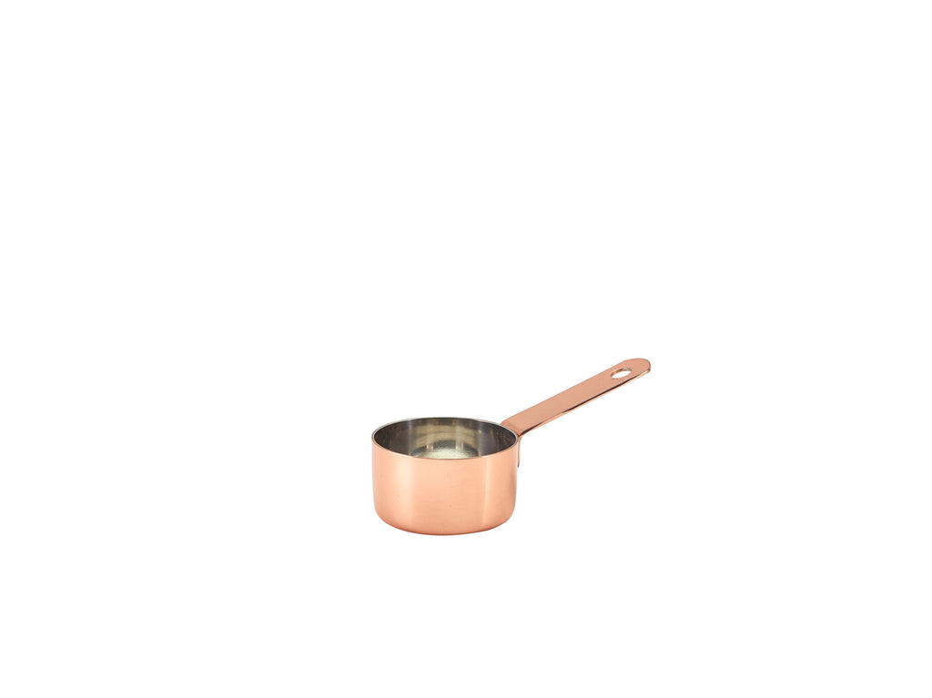 Mini Copper Saucepan  5 x 2.8cm