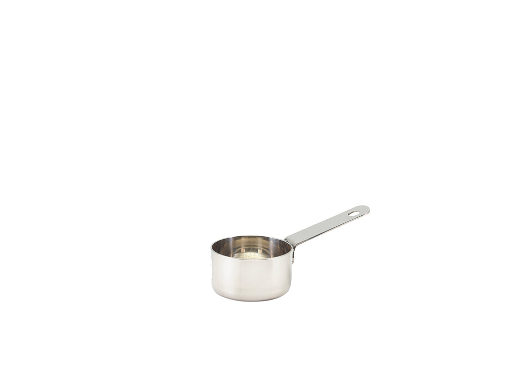 Mini Stainless Steel Saucepan 5 x 2.8cm