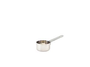 Mini Stainless Steel Saucepan 5 x 2.8cm 6 pack