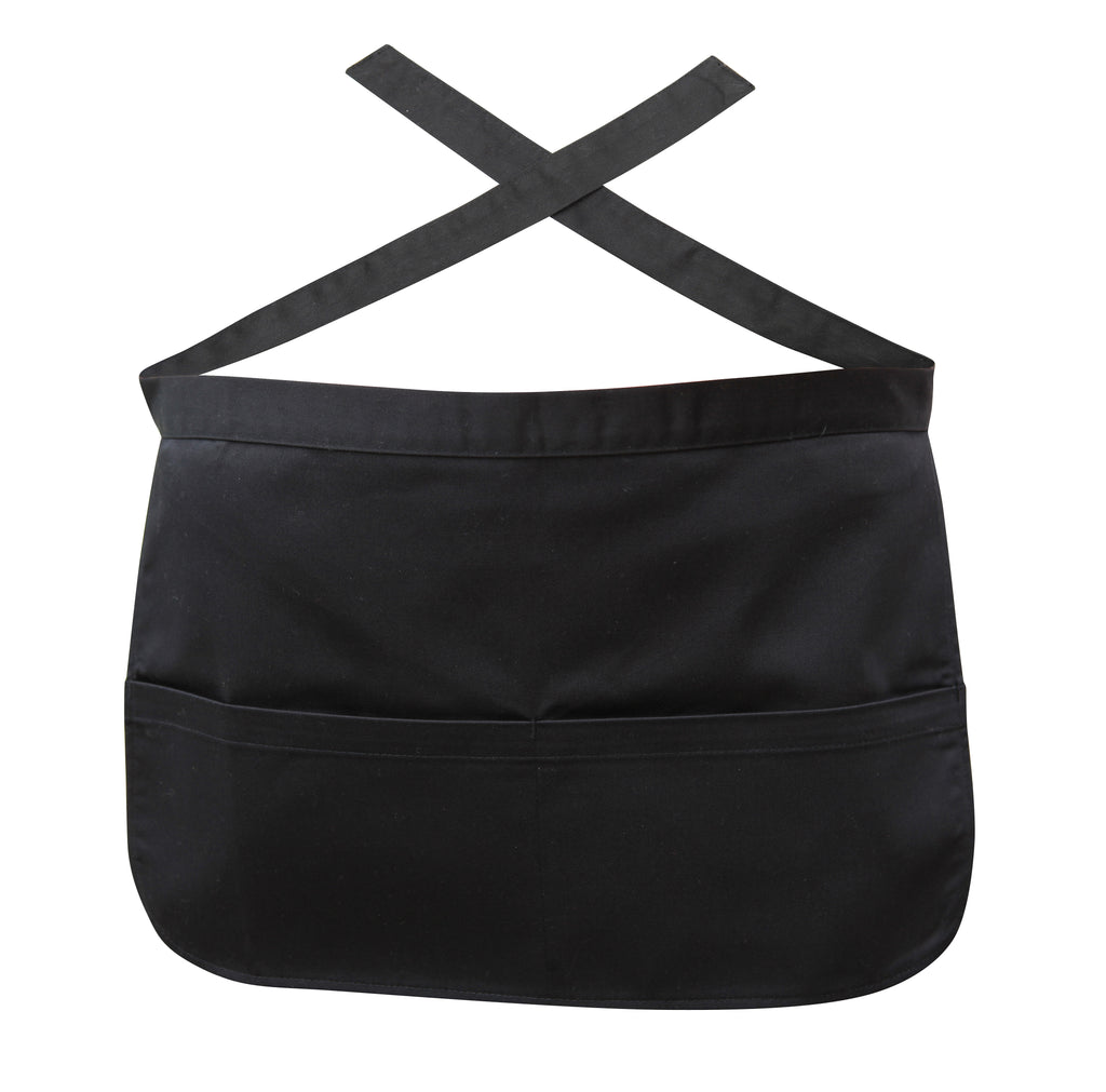 Black Money Pocket Apron