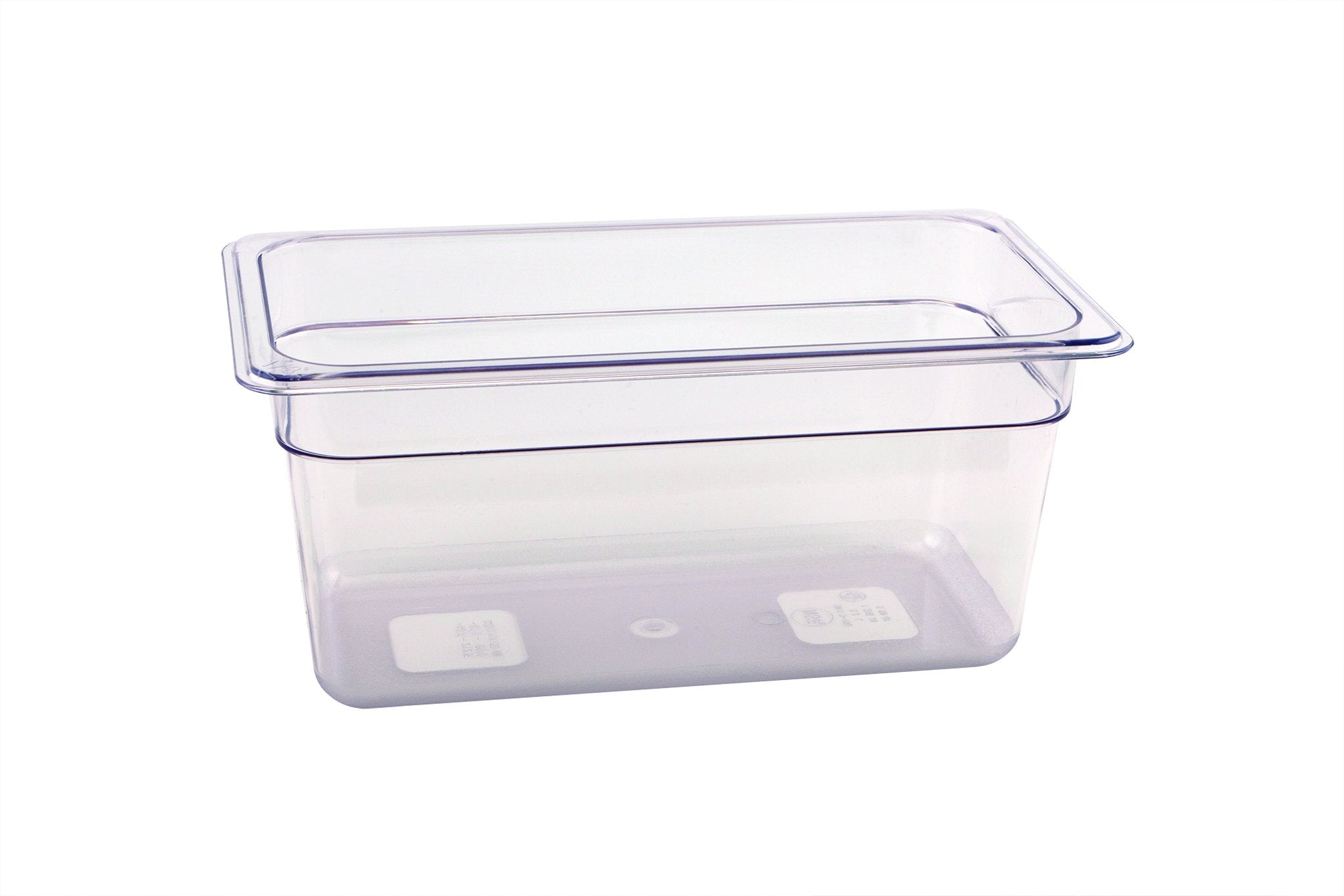 1/3 -Polycarbonate GN Pan 150mm Clear