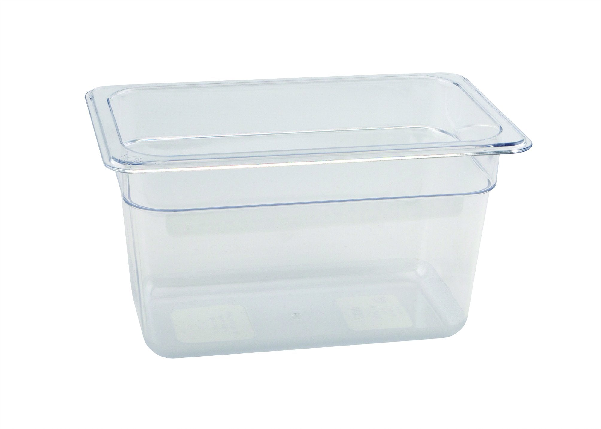 1/4 -Polycarbonate GN Pan 150mm Clear