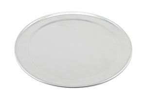 Genware Alum. Flat Wide Rim Pizza Pan 10""
