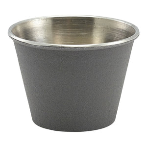 2.5oz Iron Effect Ramekin 24 pack