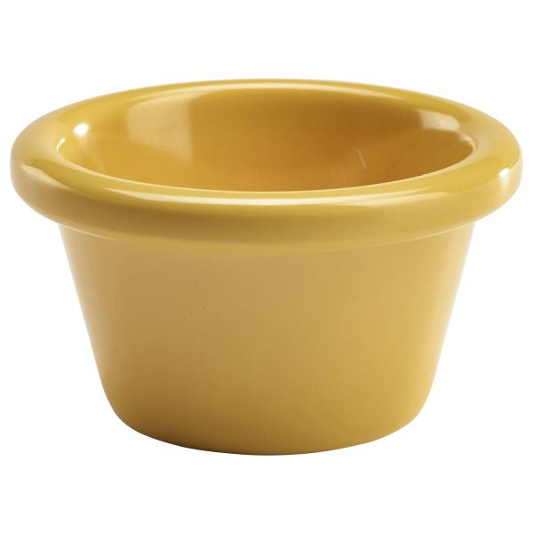 Ramekin 1.5oz Smooth Yellow