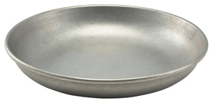 Vintage Steel Coupe Plate 20cm