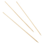 "Wooden Skewers 18cm/7"" (100pcs)"