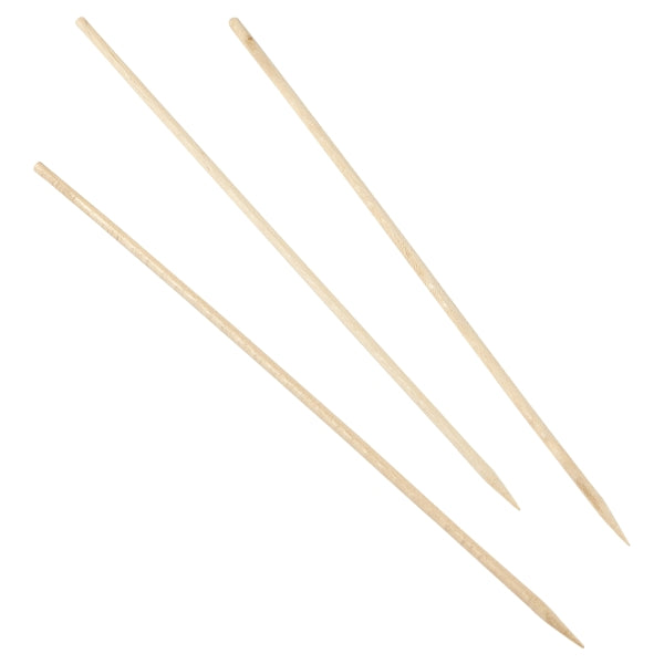 "Wooden Skewers 20cm/8"" (100pcs)"
