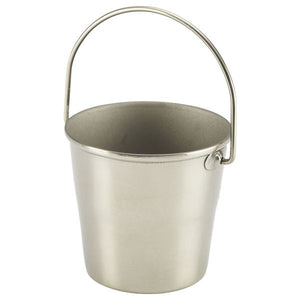 Stainless Steel Miniature Bucket 12 pack 4.5cm Dia