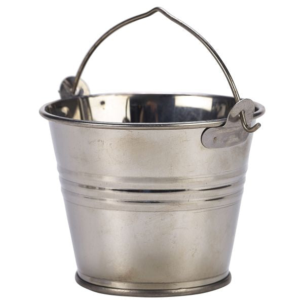 Stainless Steel Serving Bucket 12 pack7cm Dia 4oz