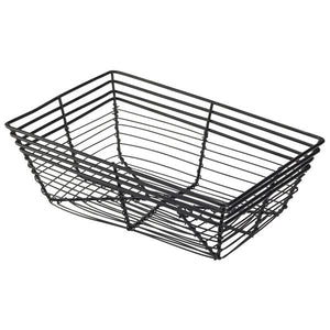 Wire Basket, Rectangular 23 x 15 x 7.5cm