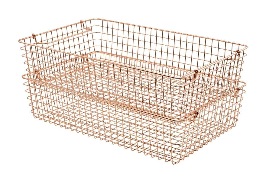 Copper Wire Display Basket GN1/1