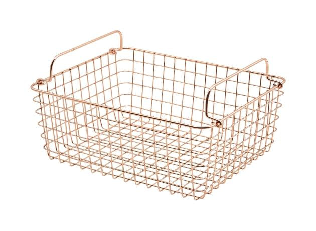 Copper Wire Display Basket GN1/2