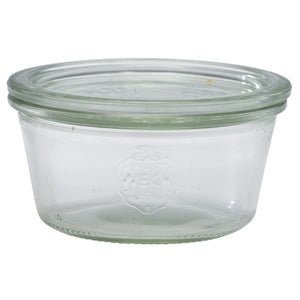 WECK Jar 29cl/10.2oz 10cm (Dia)12 pack