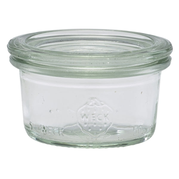 WECK Mini Jar 5cl/1.75oz 6cm (Dia)12 pack