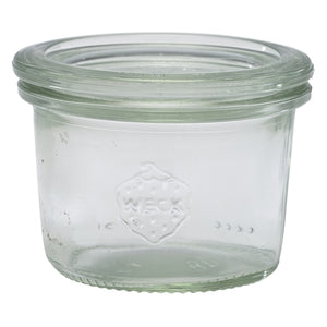 WECK Mini Jar 8cl/2.8oz 6cm (Dia)12 pack