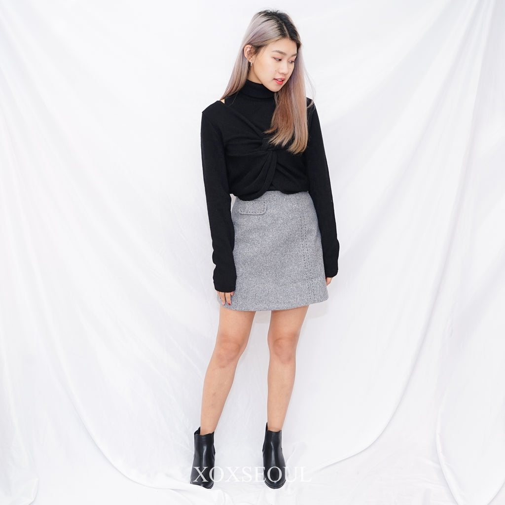 Winter Night Skirt (2 colours)