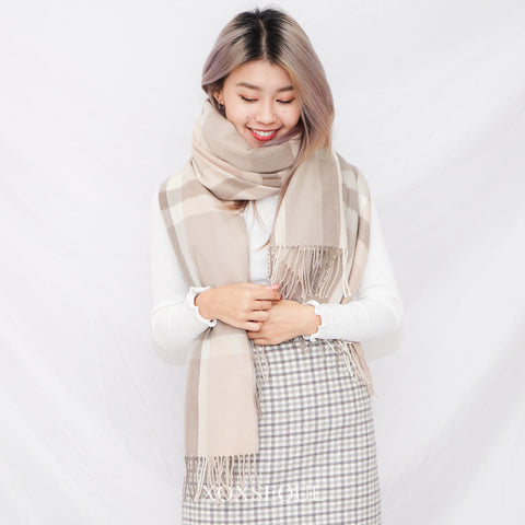 Daily 2-Way Soft Scarf (3 Colors)