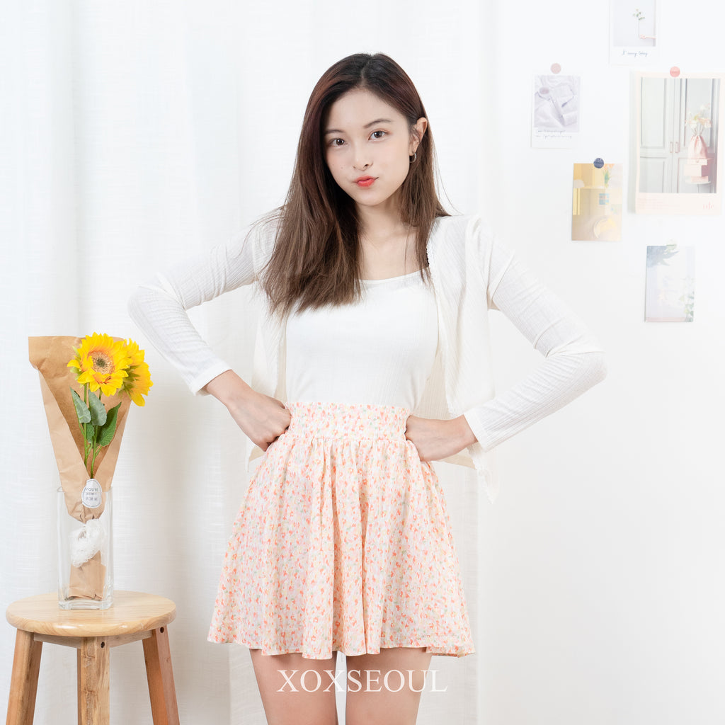 Party Color Skirt Pants (2 Colors)