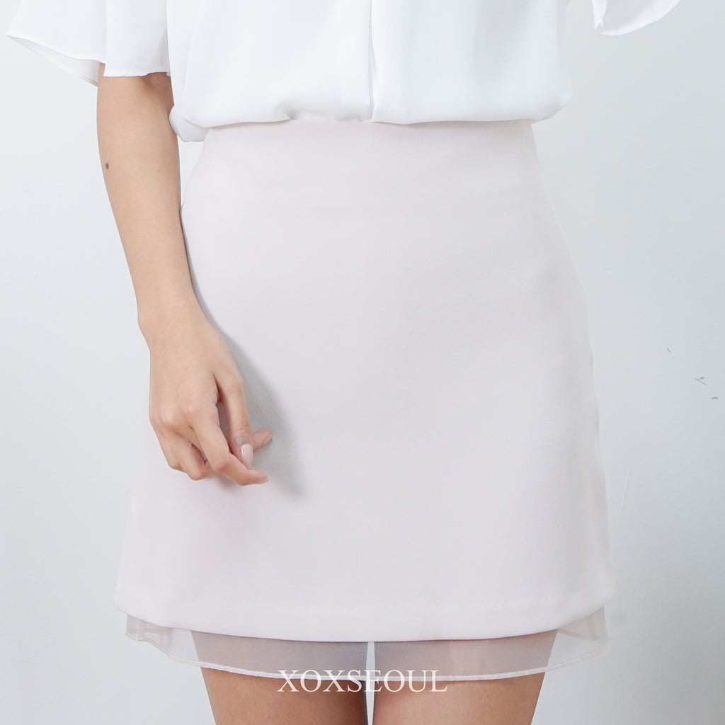 Over Him Muslin Skirt (2 Colors)