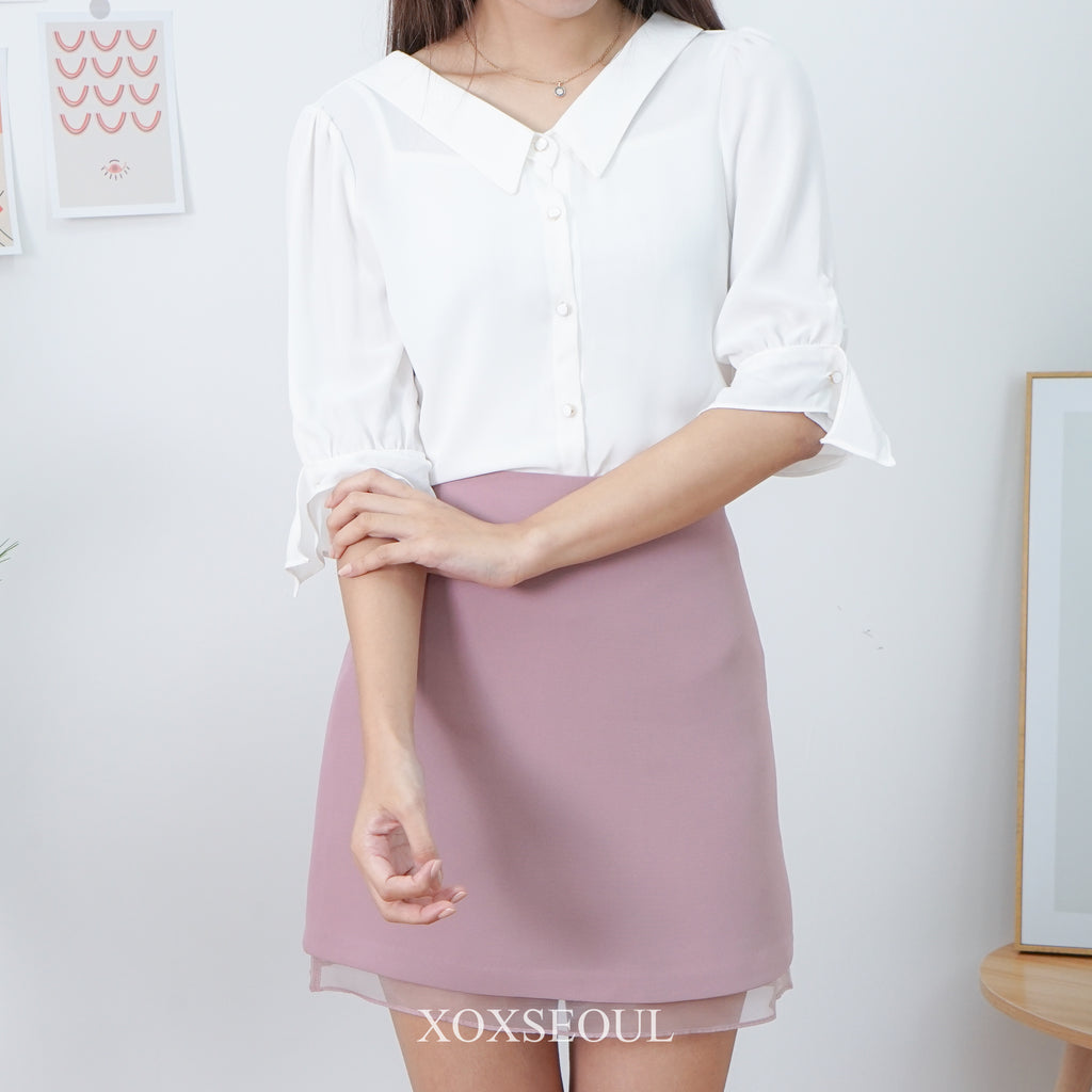 More Than Enough Blouse (3 Colors)