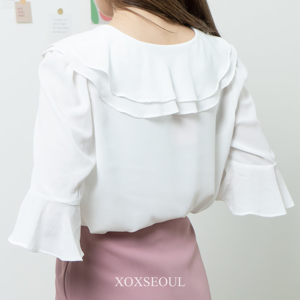 Wings Of Love Blouse (2 Colors)