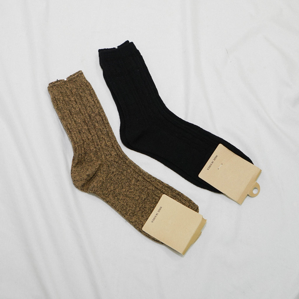 Made in Korea Knit Socks
