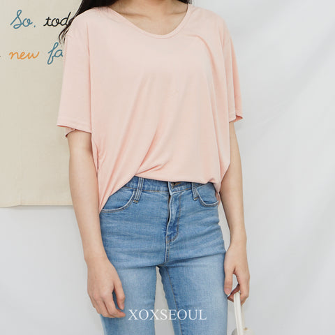 Cool Basic Color T-Shirt