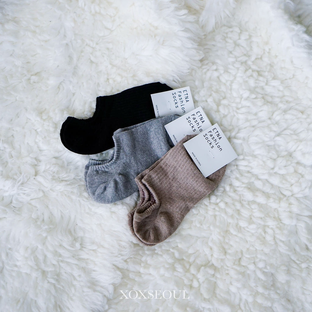 Made in Korea short socks