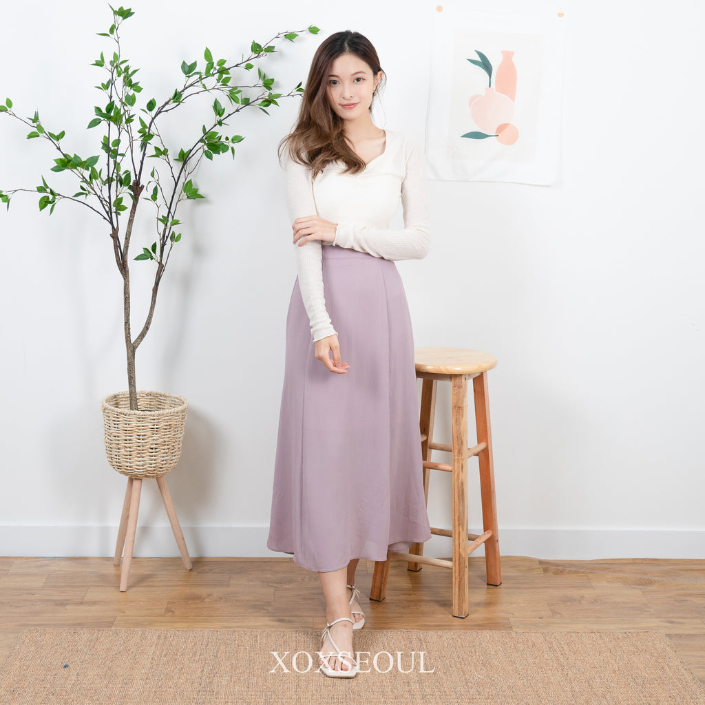 All The Time Midi Skirt (3 Colors)