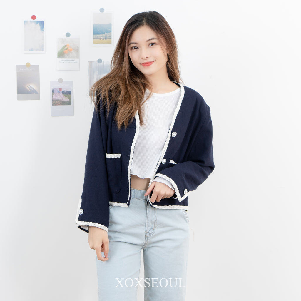 Premier Navy Outer
