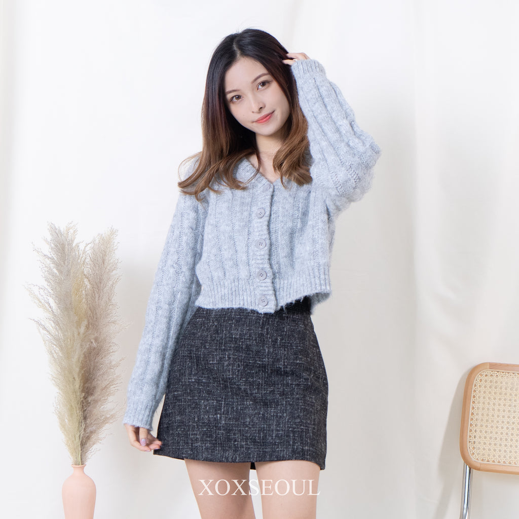 Fly Away Cardigan Top (2 Colors) (30% Wool)