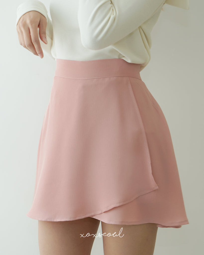Lover of Mine Skirt Pants (3 Colors)