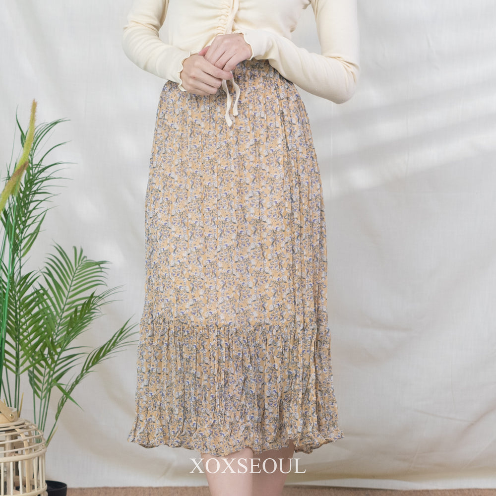 Sunflower Garden Skirt