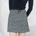 Shake It Off Tweed Skirt