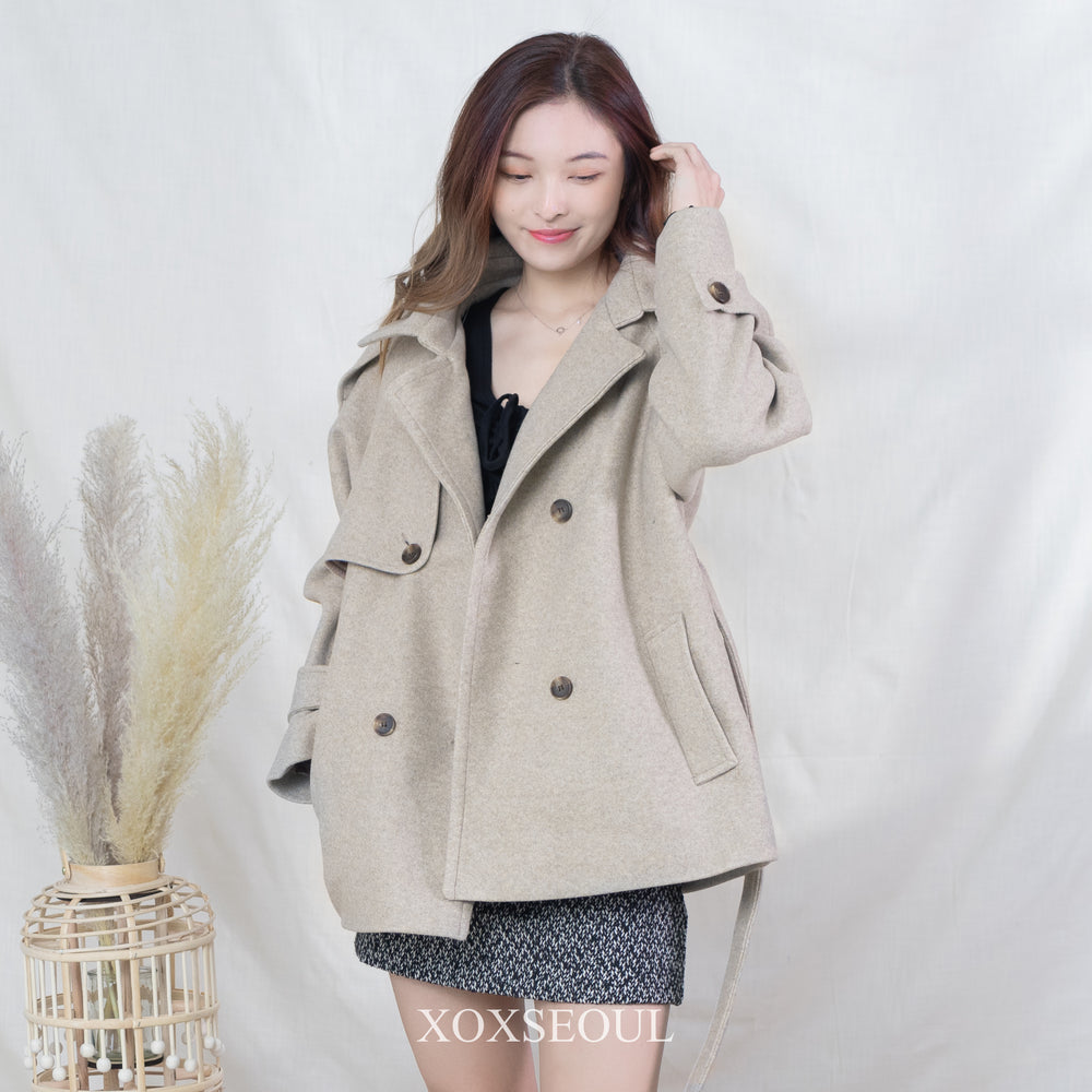 New Wishes Trench Coat (2 Colors)