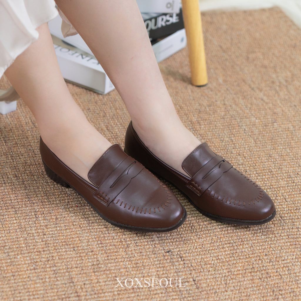 新年新鞋團 - Gold Rush Loafers (2 Colors)