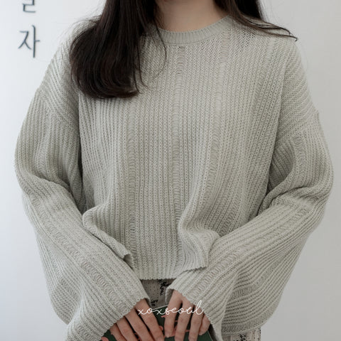 Back To You Knit Top (3 Colors)