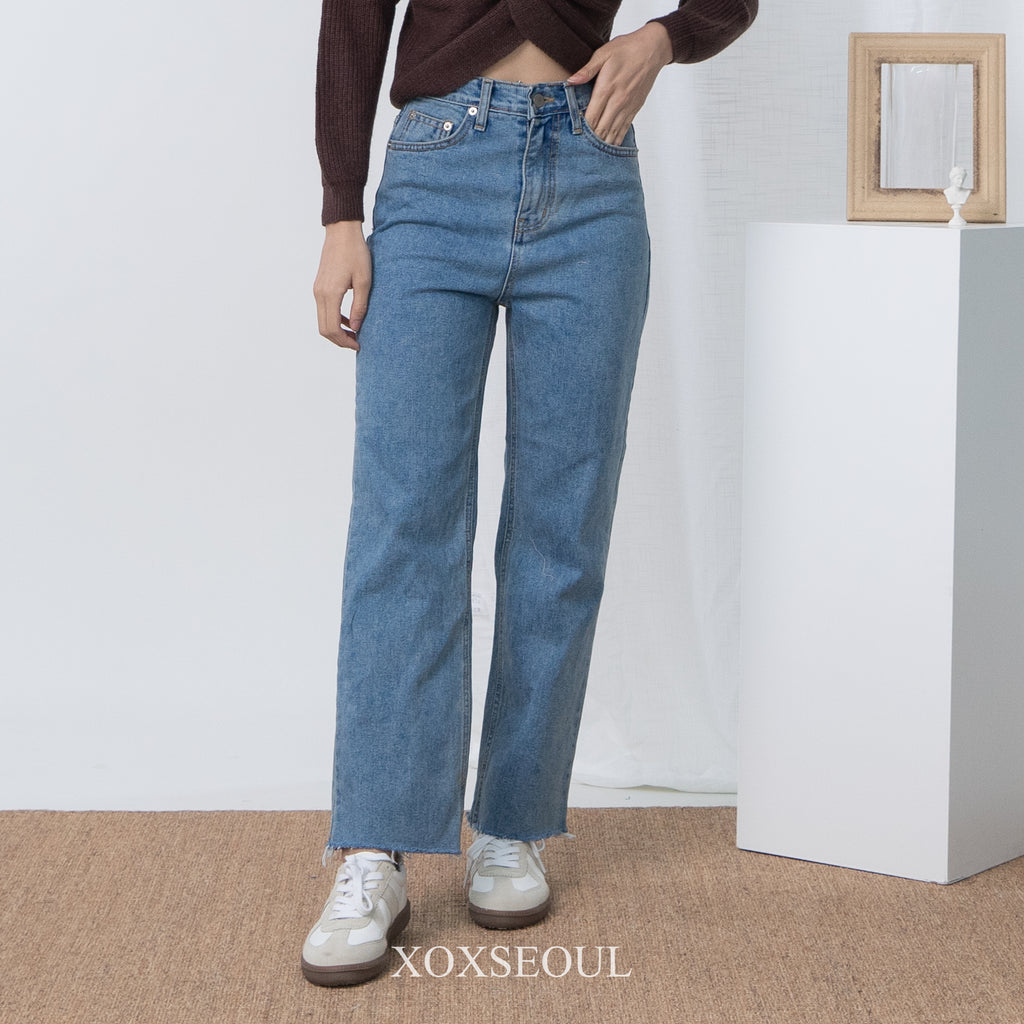 Sailing Wide Jeans