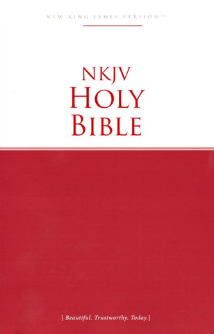NKJV (outreach, evangelism, missions, and ministries ) Holy bible, trade paper